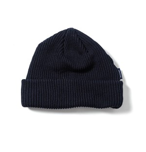 C100 KNITCAP NAVY -SON OF THE CHEESE-