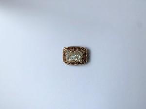 tamas / makura-caramel / brooch