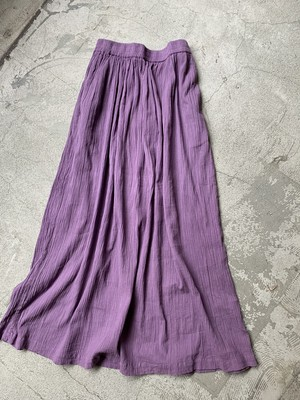 made in INDIA vintage cotton skirt