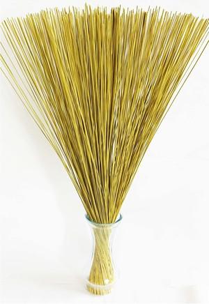 【イ草フラワー イエロー】Rush Grass Flower Yellow 70cm
