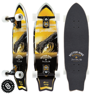 Sector 9 Sidewinder Series / CRESCENT WAVEPARK
