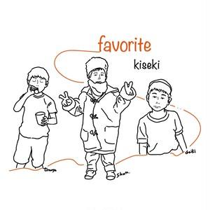 2nd Single「favorite」