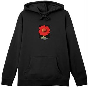 5BORO FLOWER PULLOVER BLACK L