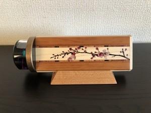 ルーク&サリー・デュレット 「Cosmo」 桜 3ミラー