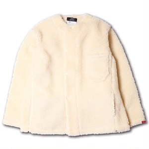 "SAY! / セイ!|【SALE!!!】"" BOA SLEEPING JKT "" - Beige"