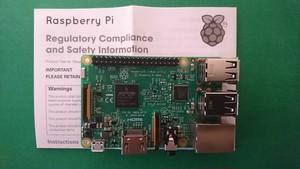 Raspberry  Pi3  Model B RS版 日本製