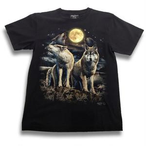 """Moon Wolf"" T-shirts"