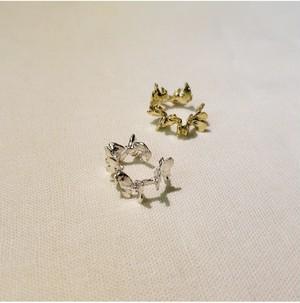 HOASHIYUSUKEの蝶のイヤカフ