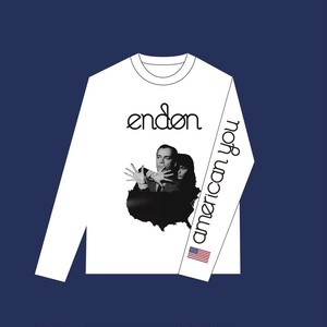 AMERICAN YOU long sleeve white(D-0050)