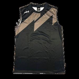 Big M Logo S/L Shirts (MHNS-2014 NVY)