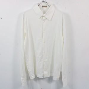 Cruciani / クルチアーニ   コットンストレッチロングスリーブシャツ   52   ホワイト