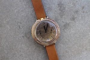 24時間時計付き刻印時計
