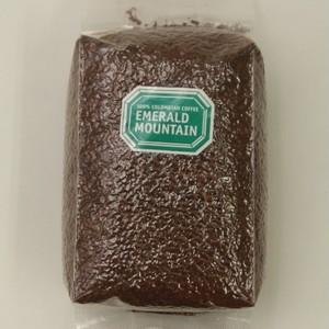【コーヒー豆定期便】 エメラルドマウンテン 粗挽き 200g