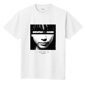 『COMPLY+-ANCE コンプライアンス』Tシャツ(A)白
