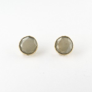 Marbles gray moonstone pierce