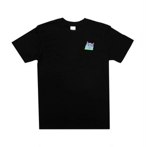 RIPNDIP - Rainbow Road Pocket Tee (Black)