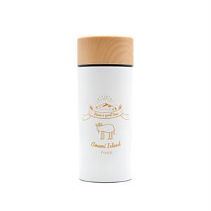 Frascoステンレスボトル 300ml   ホワイト