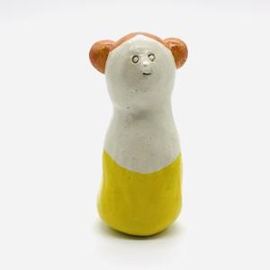 【MIHO NOZAKI】陶人形④