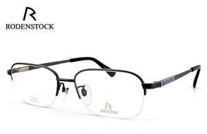 ローデンストック 眼鏡 (メガネ) 日本製 RODENSTOCK R0202 C チタン ナイロール [ メンズ 男性用 眼鏡 ]