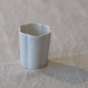 三浦ナオコ Naoko Miura 輪花筒杯