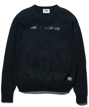 Rakugaki HIGH QUALITY Crewneck Sweat Black