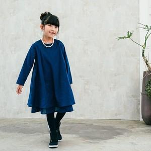 Otonato ボリュームワンピ ネイビー