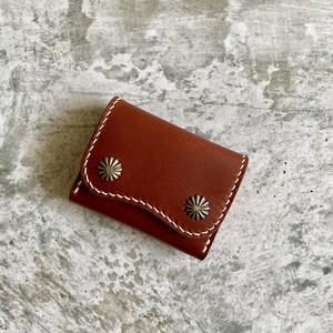 Mini Wallet concho tipe(チョコ)