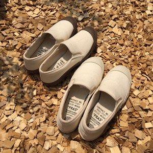 "PRAS(プラス)"" SHELLCAP SLIP ON"""