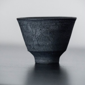 GAKU 凍裂 ぐい呑B 【陶器】