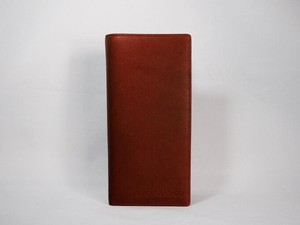 umehara&co. smart wallet L brown