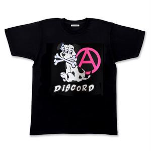 PSYCHOWORKS DISCORD PINK t-shirt