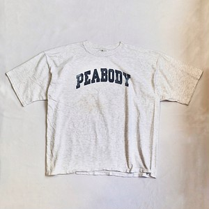 "90s PEABODY sweat T-shirts ""LEE"""