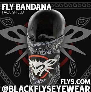 FLY BANDANA【FACE SHIELD】