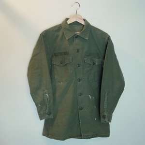 U.S.Military 1970's OG107 Sateen Shirts