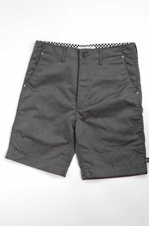 "INTERFACE "" CHECKER ""  CHINO SHORT PANTS"
