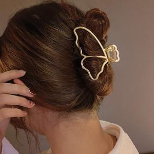 【小物】絶対流行 無地 シンプル レトロ ビーズ ヘアアクセサリー 髪飾り44555695