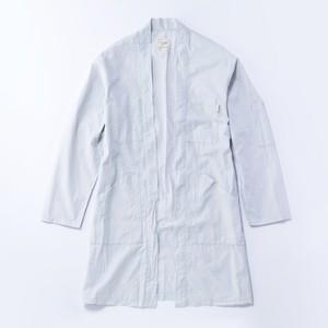 JK-06 伊達羽織(薄手)  薄灰