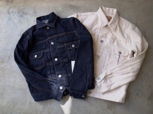 HATSKI 2 pocket denim jacket
