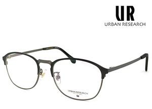 アーバンリサーチ メガネ urf5001-3 URBAN RESEARCH 眼鏡 メタル ブロー型