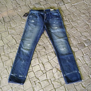 【NEW】PRPS DENIM PT ❬DEMON❭ W33