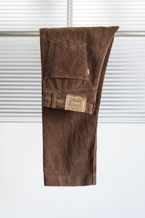 Euro Levi's - Corduroy Pants made in France 1980's