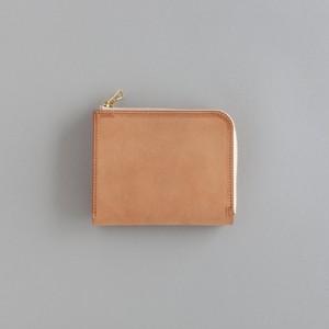 革の財布S Desert