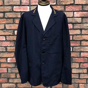 1960s British Inspector Summer Work Blazer Made In England