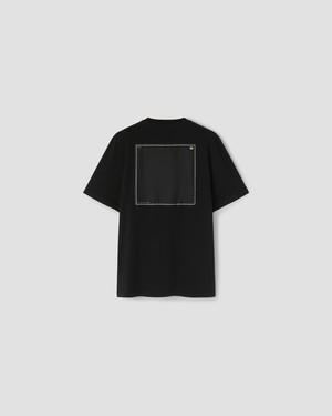 OAMC OUTLINE T-SHIRT Black  OAMS708667