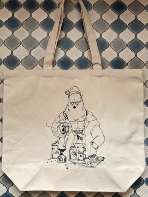 Bear BIG TOTEBAG