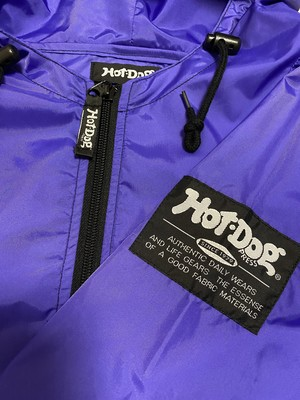 late90's〜early2000's HOT-DOG PRESS nylon pullover