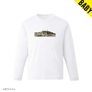 【NEW】RIBBON.DS DANCE FES VOL,ONE / LONG SLEEVE TEE for BABY