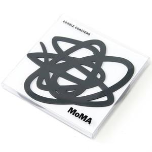 MoMA ドゥードゥルコースター4枚入り