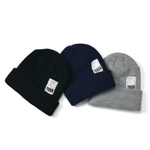 INTERBREED RADER PATCH BEANIE