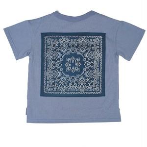 RIO 背中バンダナ−アップリケTシャツ